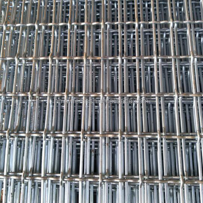 Crimped hogs wire mesh High carbon steel Pig breeding mesh pig floor mesh