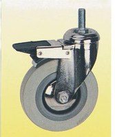 CHINA SUPPLIER FACTORY PRICE HEAVY DUTY STEADY CASTOR WHEEL