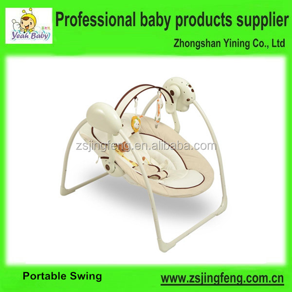 Baby Swing Type and Best Selling Automatic Electric Baby Swing Chair With EN71 Certificate,High Quality Portable Swing For Baby