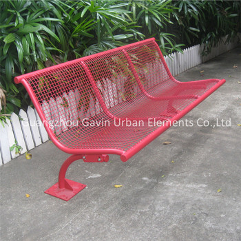 Welded Wire Mesh Park Bench Ends Outdoor Chairs Garden Bench Buy