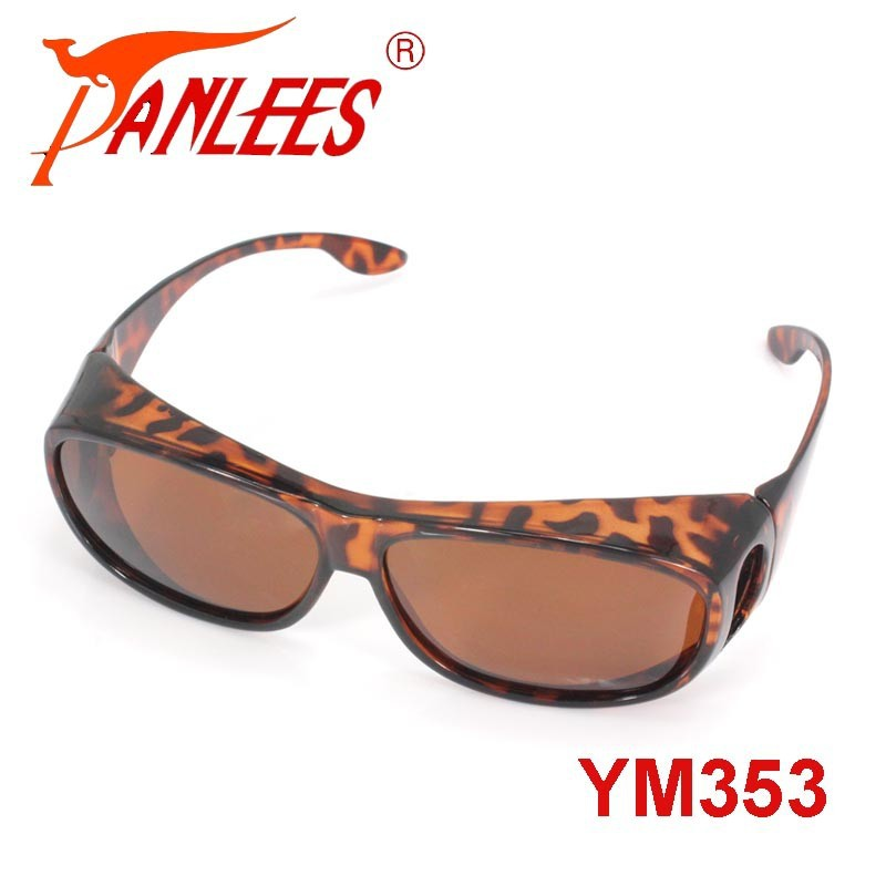 61b403ce02 Panlees Rectangle Womens Polarized Fishing Sport Eyewear Fit Over Glasses  Sunglasses