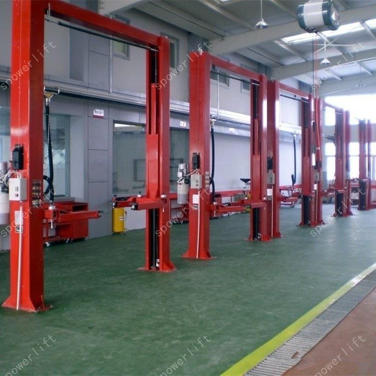 4t Cheap Home Garage Hydraulic Used Car Lift For Sale