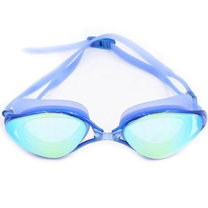 High Quality Custom Swimming Goggles Rubber Solid Color Swimming Goggles Hot Sale