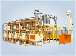 Small size flour mill manufacturers maize flour milling machines for corn flour milling plant