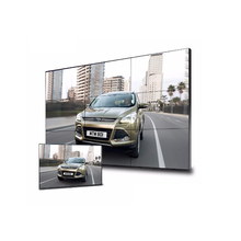 exhibition display LCD video wall/indoor LCD screen