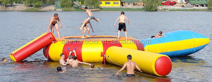 mattress pad inflatable water games inflatable water launch pad