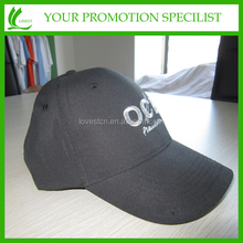 Unisex Customized Logo Cotton Baseball Caps