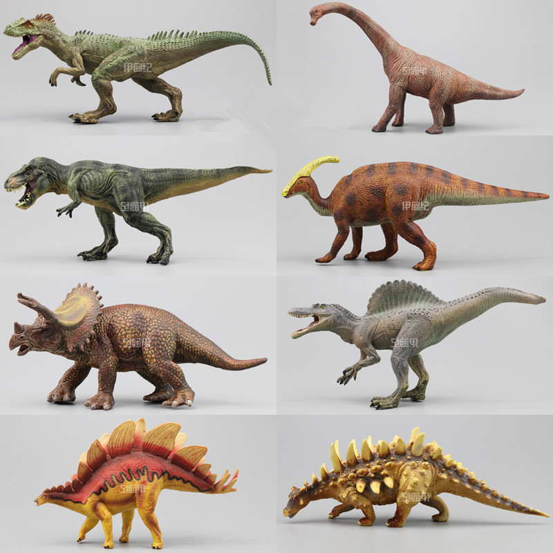 Would Jurassic park dinosaur toys