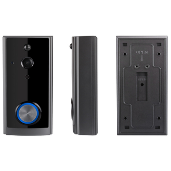 Newest 1080p Wireless Doorbell Security Camera System Wifi ...