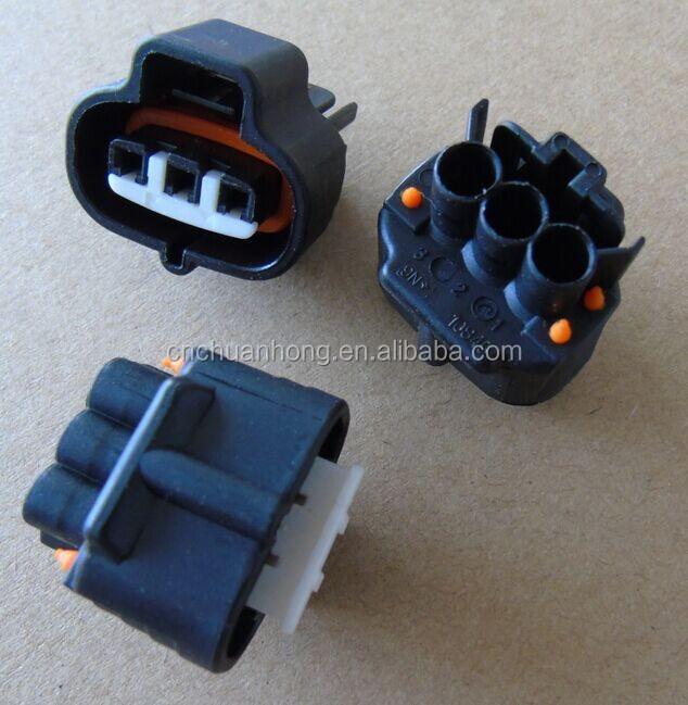 Oil Pressure Sensor Connector For Chevy 6.6L Duramax Diesel 03-10