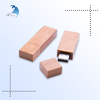 gift wooden sets branded flash stick logo promotional usb drive