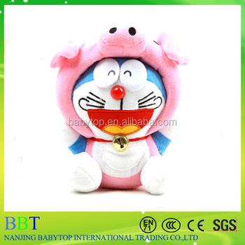 Indah Rekaman Suara Babi Doraemon Boneka Mainan Anak Buy Mainan
