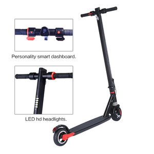 Hot Sale China Supplier YJC New City Mobility Motor Foldable Electric Scooter Adult