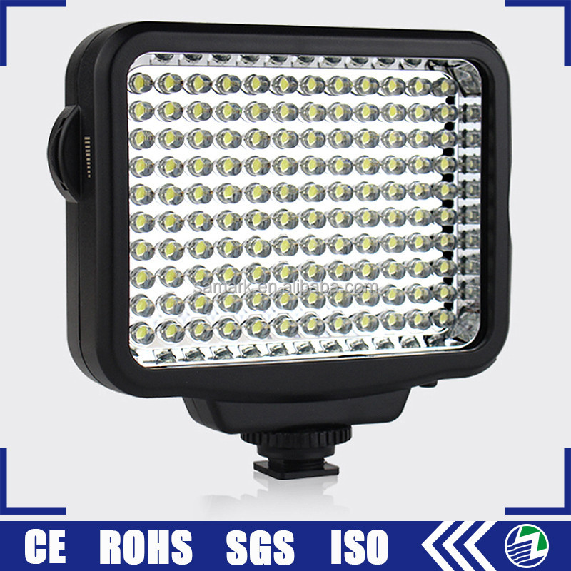 Professional Slidande 5009 photo studio lighting equipment 120 led video camera light