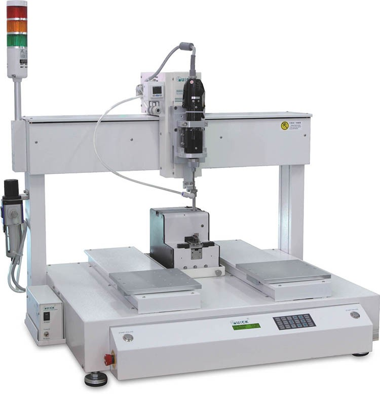 Quick ec automatic screw feeder machine buy