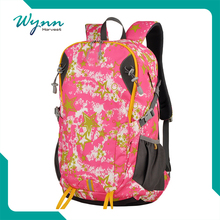 Hot Style student school bag for girl or boy with flower