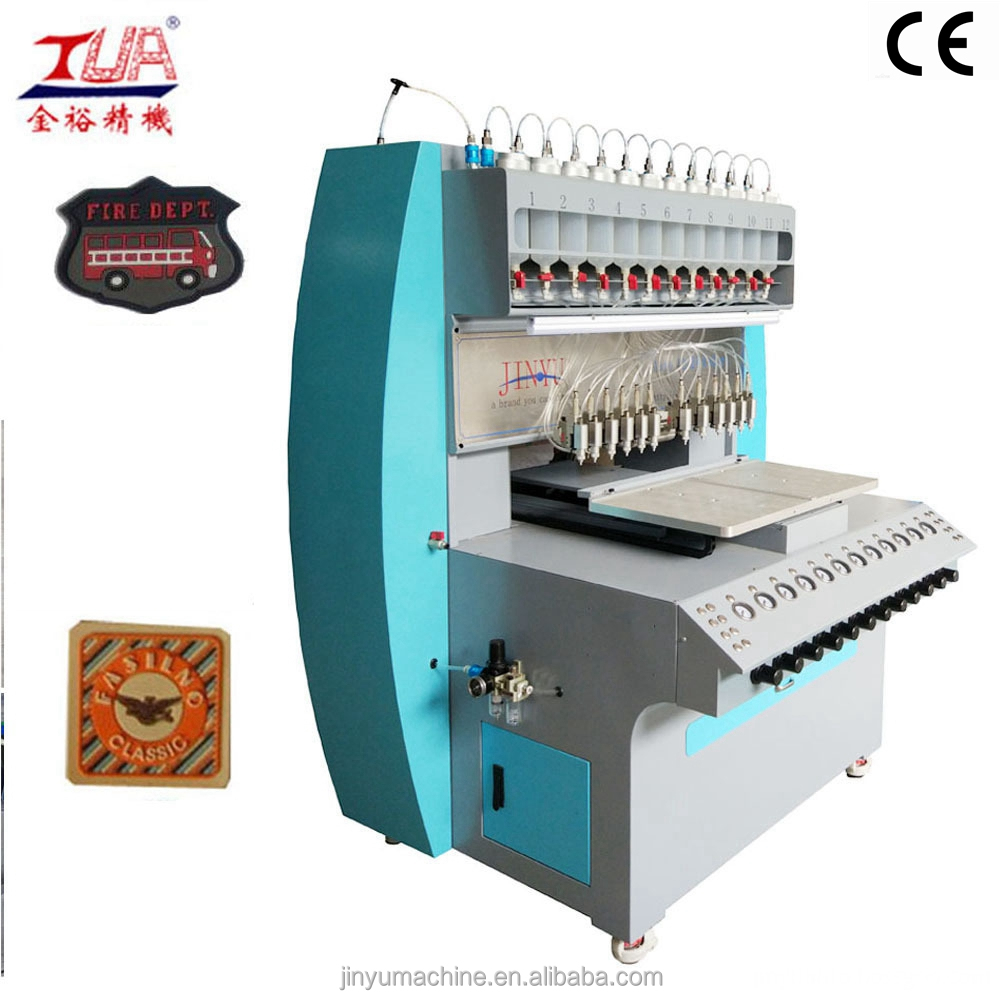 JY-B02 High Speed Full Auto Dispensing Machine