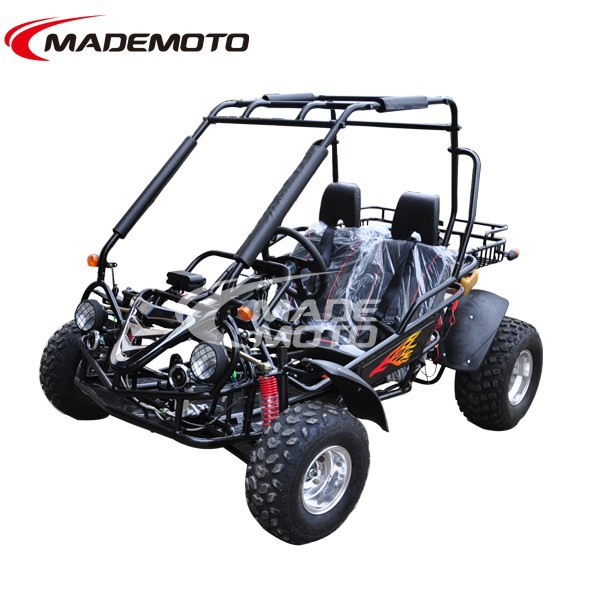 new china 150cc cheap two seat go kart kids dune buggy with reverse gear
