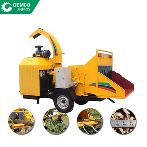 Sale factory price wood chipper shedder shrubs log tree branch cutting machine