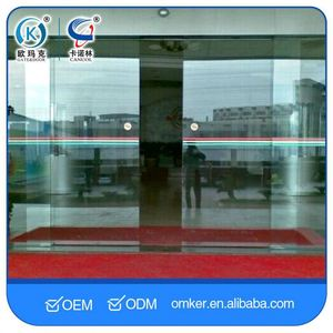 Big Torque Best-Selling Circle Automatic Sliding Door Low Price