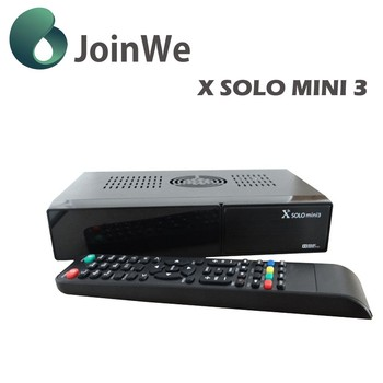 Enigma2 Iptv Server X Solo Mini 3 Linux Satellite Receiver X-solo Mini3 -  Buy Dvb-s2 Receiver,Cheap Satellite Receiver,Mini Satellite Receiver Hd