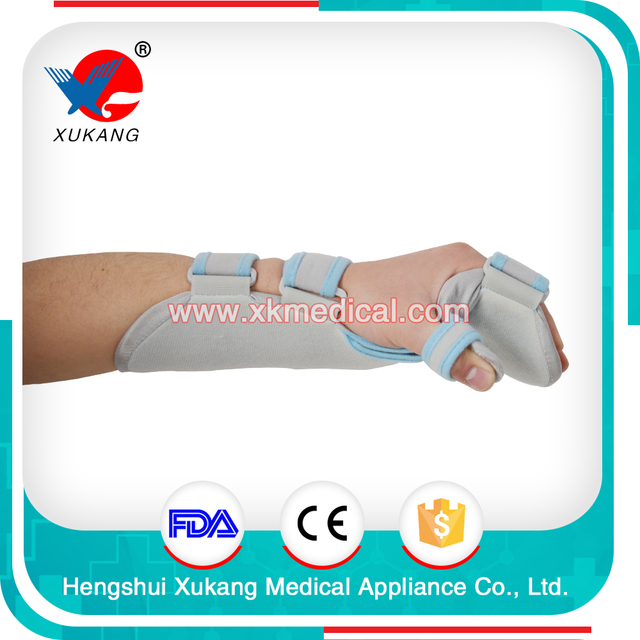 2017 comfortable and steady medical functional hand holder,high quality best selling hand fixed free size right and left divided