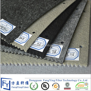polyester fireproof car insulation interior upholstery felt fabric buy car insulation felt car. Black Bedroom Furniture Sets. Home Design Ideas