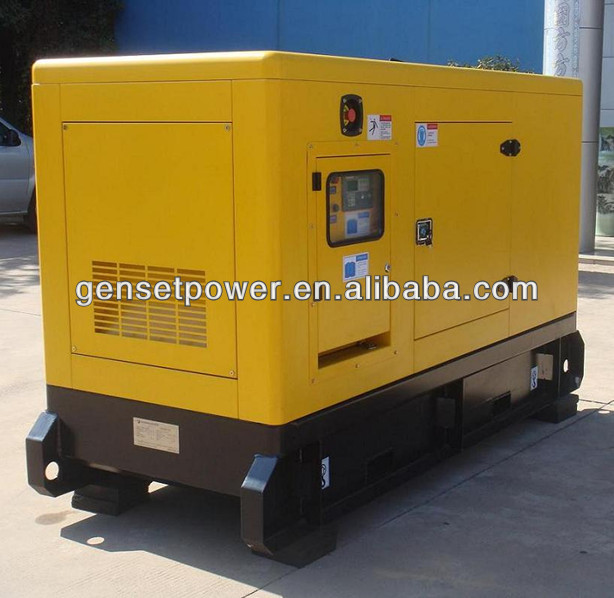 Silent 70kw Diesel Generator Price with Cummins Engine