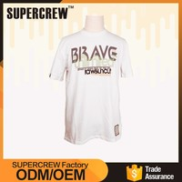 Good Manufacturing Wholeslae Simple Design Extended Men T Shirt