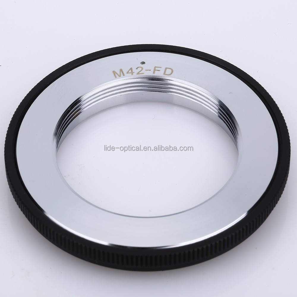 MANUFACTURE high quality Factory price camera lens adapter ring M42- FD for M42*1 lens to the Canon FD camera
