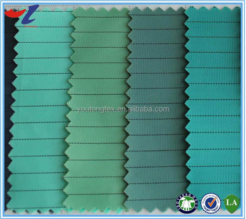 Selling various kinds of poly silk lining fabric
