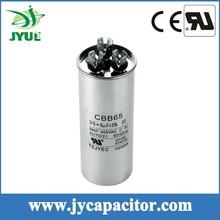 50+6UF 450V Taizhou CBB65 4+4+4pins air-conditioner AC dual capacitor