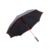 High quality boutique 27 inch straight semi automatic fiber glass advertising golf umbrella