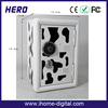 Hot selling reducer metal case gear box waterproof outdoor distribution box with great price