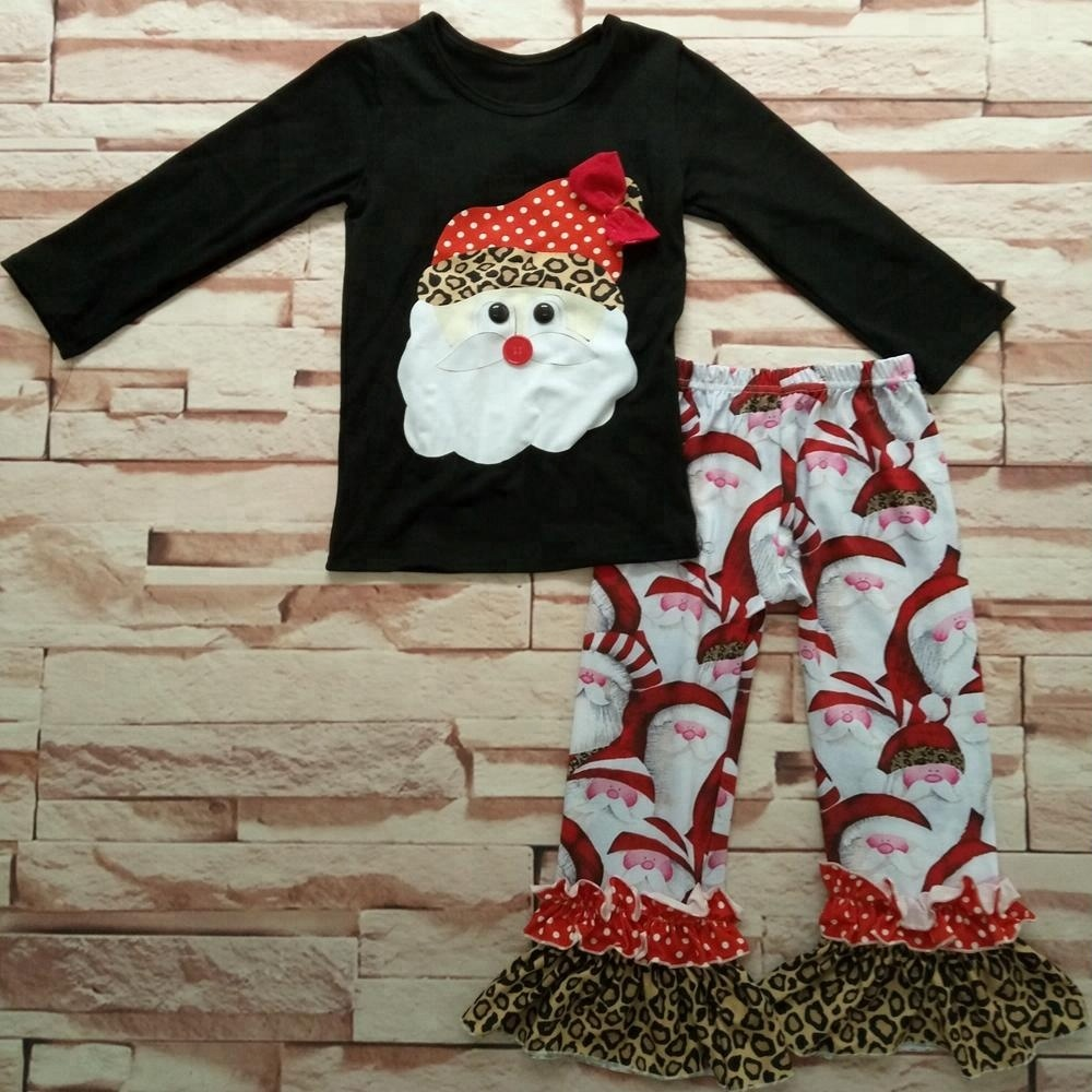 wholesale boutique clothing china boutique winter christmas outfits boutique girl clothing