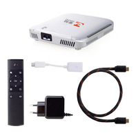 high quality easy to operate home video hd projector cheap product