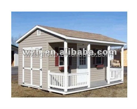 light weight 2013 new model prefabricated villa