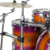 percussion musical instrument five drum microphone set