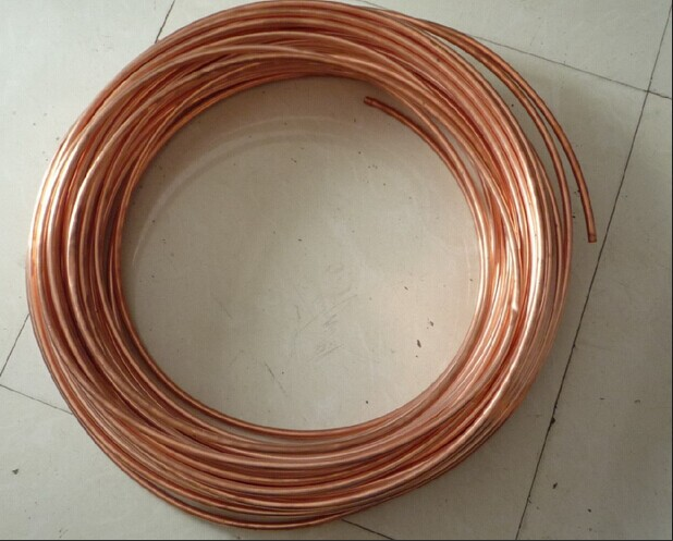Promotional solar water heater copper tubes