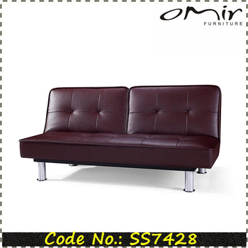Two Seater Istikbal Wooden Sofa Cum Bed Designs