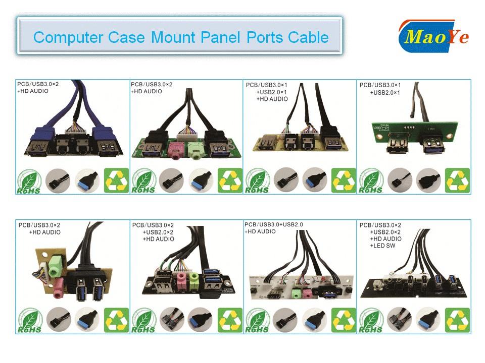 computer case front panel usb 3 0 port usb 2 0 audio port. Black Bedroom Furniture Sets. Home Design Ideas
