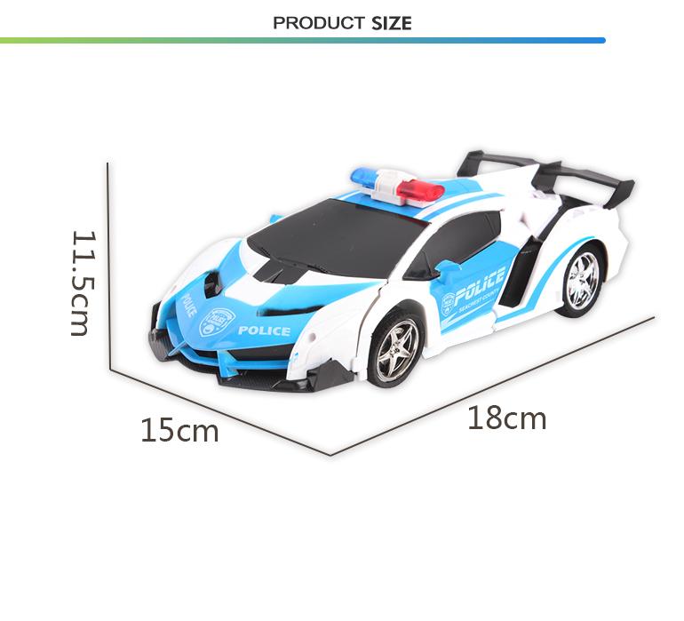 Juguetes Al Por Burgemeester Brinquedo 1:18 Smart Afstandsbediening Robot Auto Speelgoed Vervorming Robot Auto Voor Kids