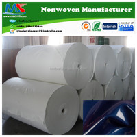 IS7016 tested needle punched fabric applied in excellent range of PVC Vinyl
