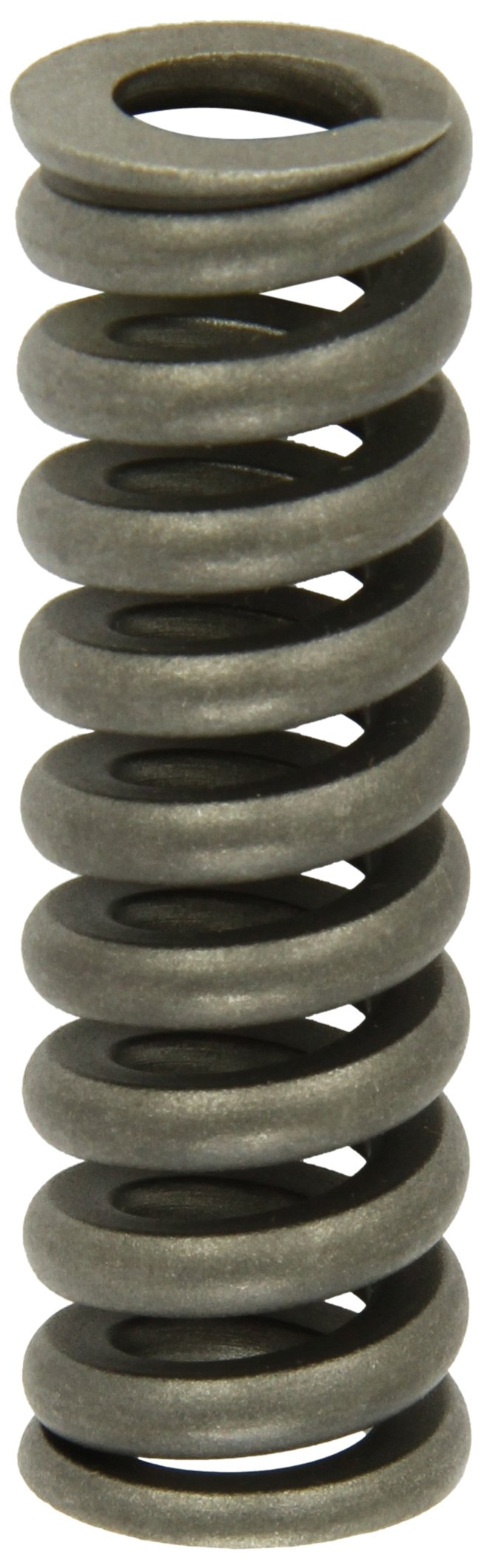 """Heavy Duty Compression Spring, Chrome Silicon Steel Alloy, Inch, 1"""" OD, 0.188 x 0.221"""" Wire Size, 3"""" Free Length, 2.55"""" Compressed Length, 331.2lbs Load Capacity, 736lbs/in Spring Rate  (Pack of 5)"""