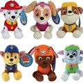 Cute 20cm Patrulla Canina toys PP Cotton Soft Dog Original Puppy Patrol Canine Plush Dolls Dog