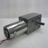 High Torque Long Life 12V/24V DC Worm Gear Motor From China Manufacturer 600JSX Series