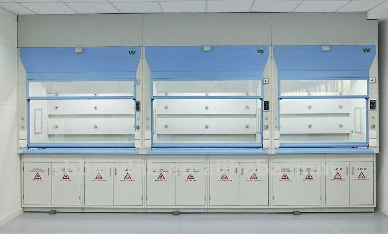 Commercial Lab fume hoods/Cabinets/Ventilation system/Clean system