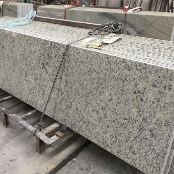 Brazilian White Rose Granite Countertop