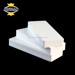 JINBAO waterproof rigid pvc foam padding