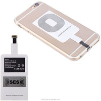 Ultrathin Excellent Higher Quality Qi Wireless Charger Receiver for apple ipad wireless charger for iphone 11 pro